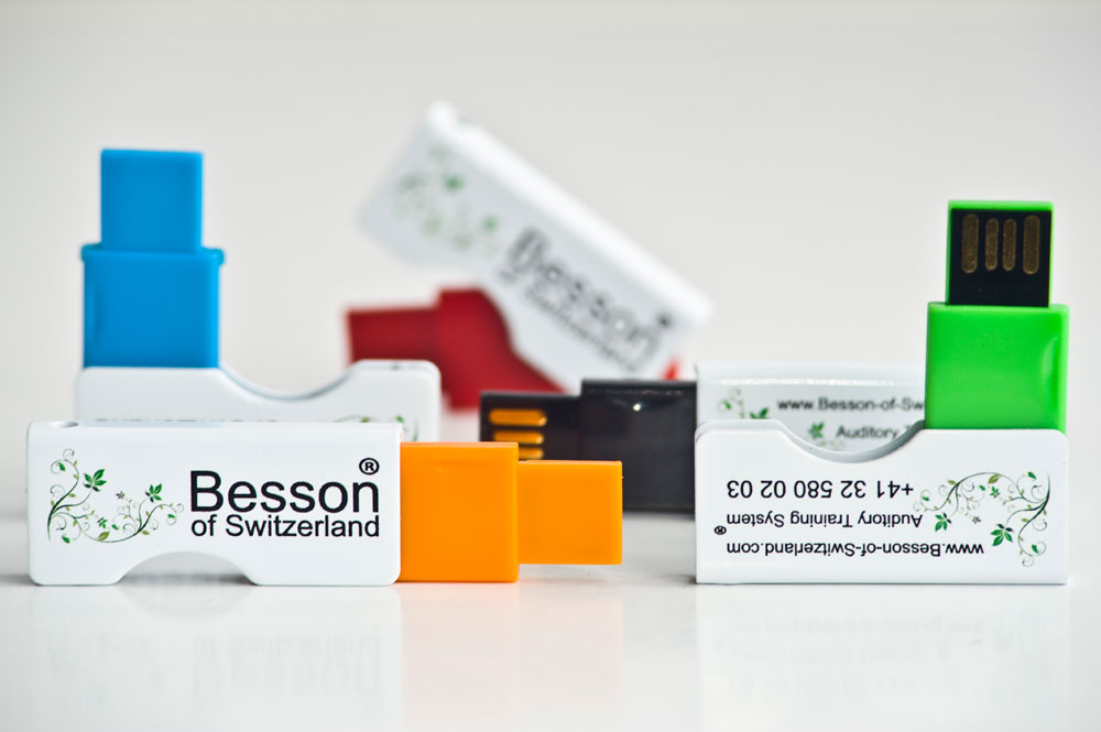 Support Musicale USB