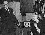 La première Oreille électronique 1952