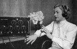Oreille électronique 1954
