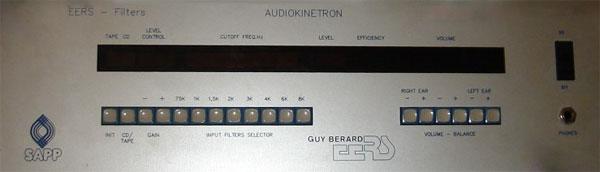 Audiokinetron